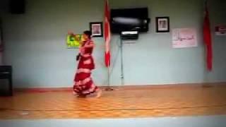 Ke Bashi Bajay Re Dance