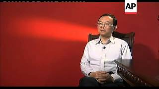 US based Chinese dissident gives his view on Chen case