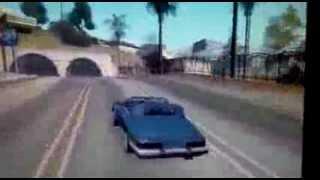 GTA San Andreas (amazing driver) 7