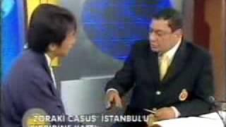 Jackie Chan & Reha Muhtar Interview Turkish TV 2000 Part 1