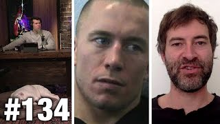 #134 TRUMP KEEPS WINNING! Georges St-Pierre and Mark Duplass | Louder With Crowder