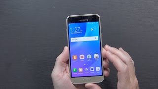 Samsung Galaxy Sol (J3 2016) Unboxing and Hands On!