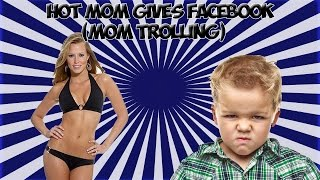 Hot Mom Gives Facebook On Xbox Live!