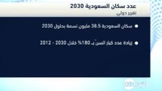 عدد سكان السعودية 2030