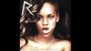 Rihanna Talk That Talk Official Solo version, Absolutely no Jay Z