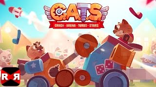 CATS: Crash Arena Turbo Stars (By ZeptoLab UK Limited) - iOS / Android - Gameplay Video