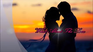 Massari - What About the Love Lyrics (ft. Mia Martina)