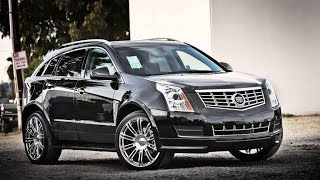 2016 CADILLAC SRX-4 AWD: a completely unprofessional review