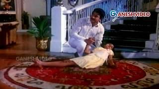 Santi Nivasam Full Length Telugu Movie || Krishna, Radhika, Suhasini || Ganesh Videos - DVD Rip..