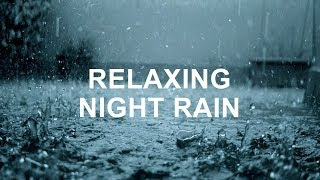 Relaxing Rain And Thunder Sounds, Fall Asleep Faster, Beat Insomnia, Sleep Music, Relaxation Sounds
