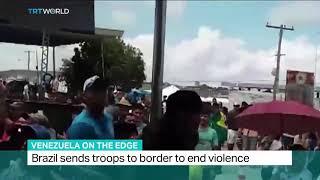 GMS: BREAKING NEWS- BRAZIL SENDS TROOPS TO VENEZUELA BORDER