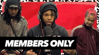 Members Only Freestyles For 15 Minutes Straight