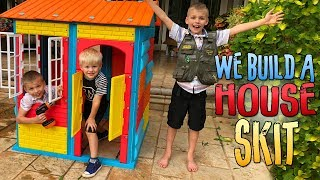 Kids Only! Secret Clubhouse Skit
