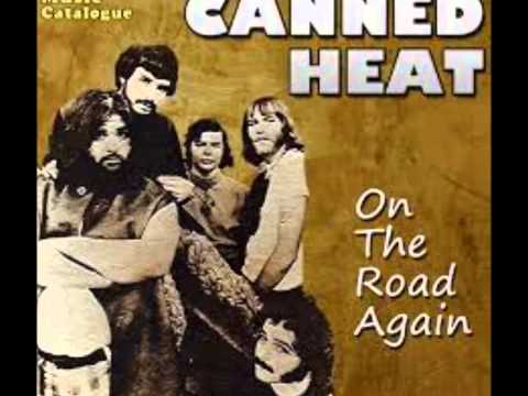 Download On The Road Again-Canned Heat-Lyrics