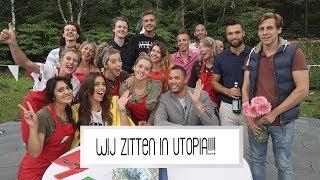 WIJ GAAN NAAR UTOPIA!!!| Laura Ponticorvo | VLOG #421
