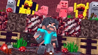 THE NETHER IS THE WORST!!! | Minecraft: One Life [#4]