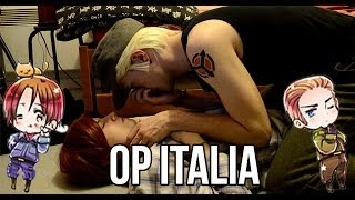 Operation Italia - Hetalia Live Cosplay