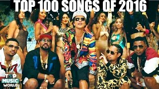 Top 100 Best Songs Of 2016