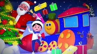 Jingle Bells Jingle Bells | Bob The Train Shows | Christmas Videos For Babies by Kids Tv