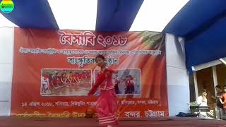 Marma  Dance 2018  (Performance Munishi   Marma )