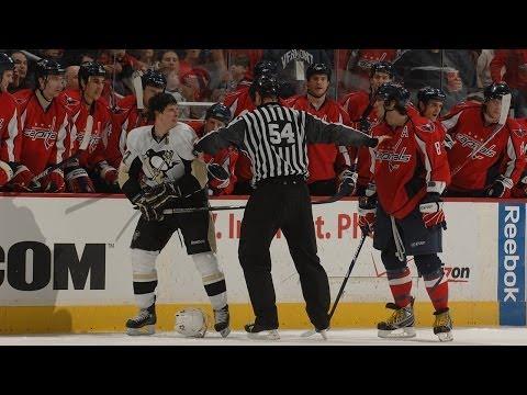 Sidney Crosby vs Alex Oveckin