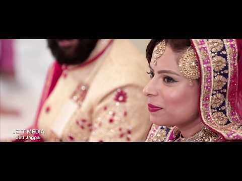 Sikh Punjabi Wedding 2017 Steven & Harps - Jett Jagpal