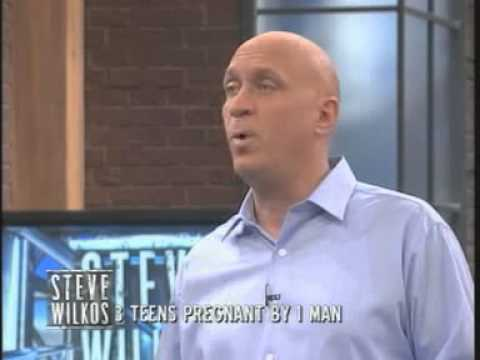 3 Teens Pregnant By 1 Man (The Steve Wilkos Show)