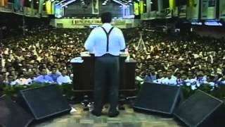 Pastor Marco Feliciano - 2000 - O Sonho do Homem e O Projeto Missionário (18º GMUH)