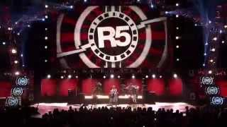 R5 -  (I Can't) Forget About You (Radio Disney Music Awards 2014)