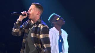 Macklemore & Ryan Lewis - Can't Hold Us (Live on the Honda Stage at the iHeartRadio LA)