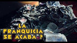 Transformers Movie Verse LA FRANQUICIA SE ACABA