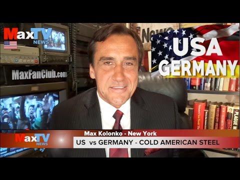 Merkel vs Trump - Oś Transatlantycka US-UK-Poland - Max Kolonko Mówi Jak Jest