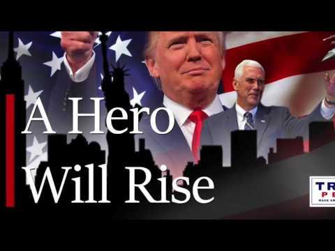 watch God Bless Trump & the USA - Make America Great Again Song - Dana Kamide