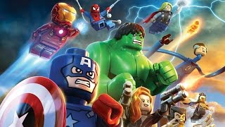 LEGO Marvel Super Heroes - VINGADORES UNIDOS, HOMEM DE FERRO, HULK & HOMEM-ARANHA! #1 Gameplay