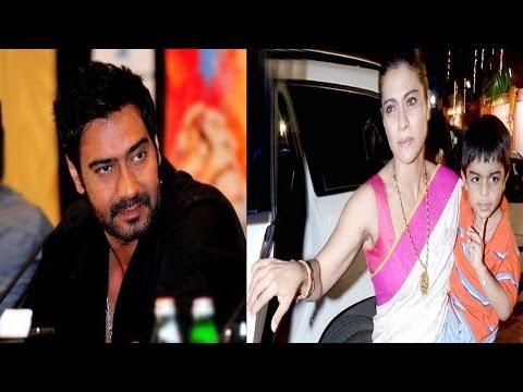 काजोल से परेशान अजय,तोड़ देंगे शादी | Ajay Devgan Fed Up Of Kajol