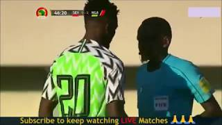 Seychelles 0 vs 3 Nigeria AFCON Qualifiers - Highlight 08 - 09 - 2018