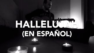 Aleluya en Español - Leonard Cohen (Cover by Sr. Jonnes)