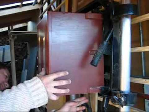 dimensionadora de paneles de madera