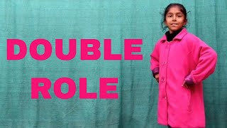 How to Do Double Role Video Making & Editing Power Director Tutorial In Hindi | Creative Videos