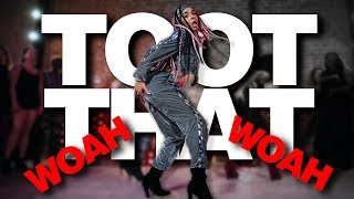 """""""Toot That Whoa Whoa""""   By A1   Aliya Janell X Nicole Kirkland Collab   Queens N Letto's"""