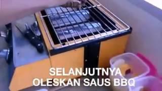 panduan pembuatan sosis bakar tyson