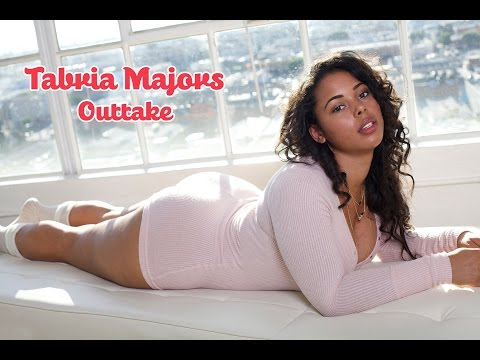 Tabria Majors Plus Size Modeling Outtakes