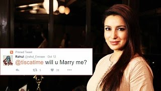 Tisca Chopra gives hilarious reply to online marriage proposal   Oneindia News