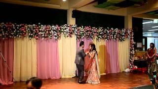 Abhimanyu & Divya's Engagement - Couple Dance