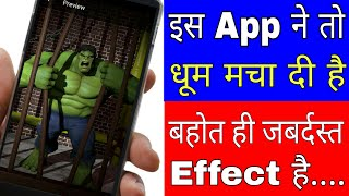 Hulk Live Wallpapers Realistic action 3d animation of superheroes. ITECH