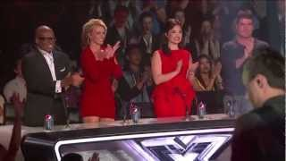Cher Lloyd & Becky G. Perform Oath - THE X FACTOR USA (Video) 2012