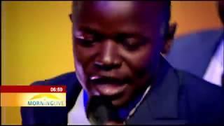 Dula Le Rona by Bafana Ba Nkosana ft. Ndumiso on Morning Live
