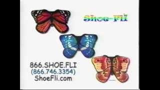 funny Shoe Fly (Fli) commercial as seen on TV
