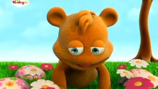 BabyTV Cuddlies The frog english