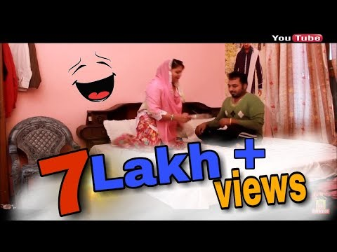 punjabi funny video || husband / wife || by mani kular || chuu pataka thaa